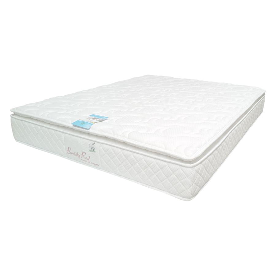 Nệm Comfort Beauty Rest Vải Thun Gấm (200 x 120 x 27 cm)