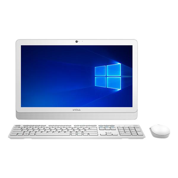 PC Dell AIO Inspiron 20 3052E - Pentium J3710 / Free Dos - Trắng