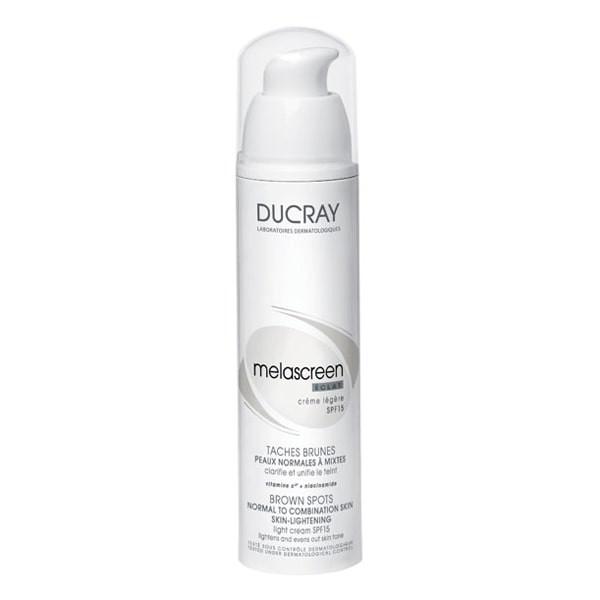 Kem dưỡng sáng da Melascreen Eclat Light Cream Skin Lightening SPF15 Ducray 40ml