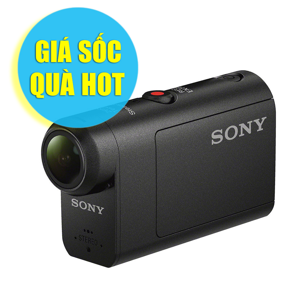 Action Camera Sony HDR-AS50R