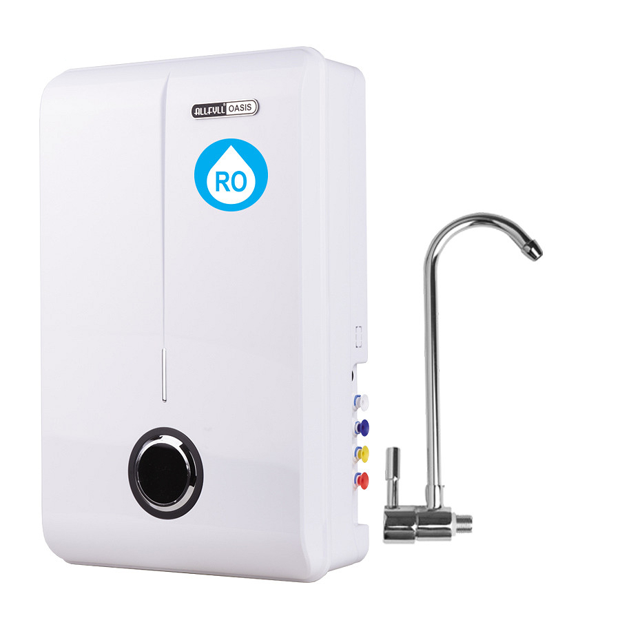 Máy lọc nước uống RO hiệu Allfyll Thái Lan model Oasis-RO (new) 400 lít/ngày