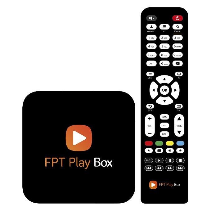 Combo FPT Play Box 2018 và Chuột không dây