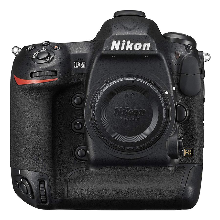 Máy Ảnh Nikon D5 20.8MP Body (Đen) - Hàng Nhập Khẩu