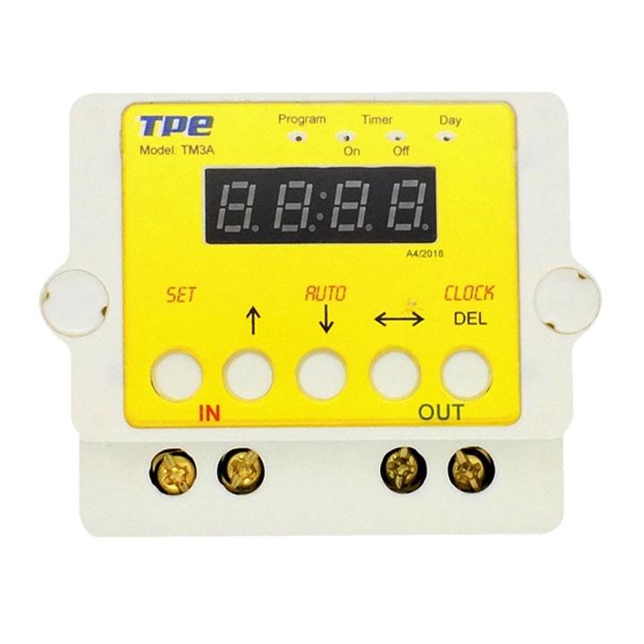 Công tắc hẹn giờ TPE TM3A v2 (2018)
