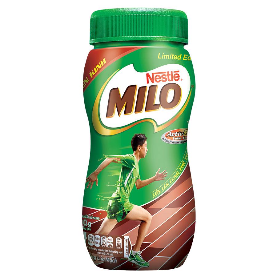 Hộp Nestle MILO Nguyên Chất (400g)