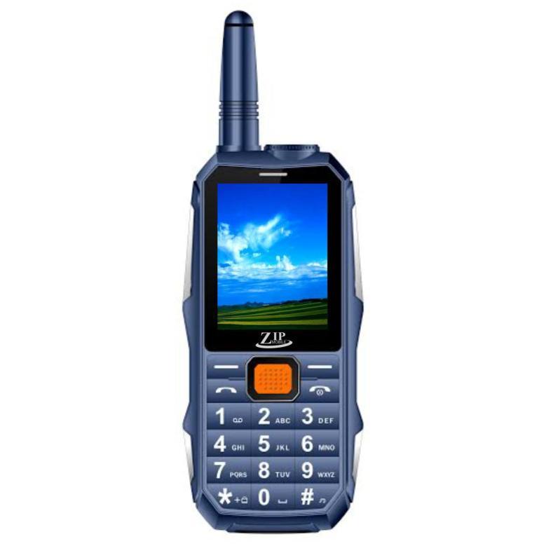 Điện Thoại ZIP Mobile ZIP Intercom - Tính Năng Bộ Đàm Từ Xa - Hàng Chính Hãng - Bảo Hành 1 Năm