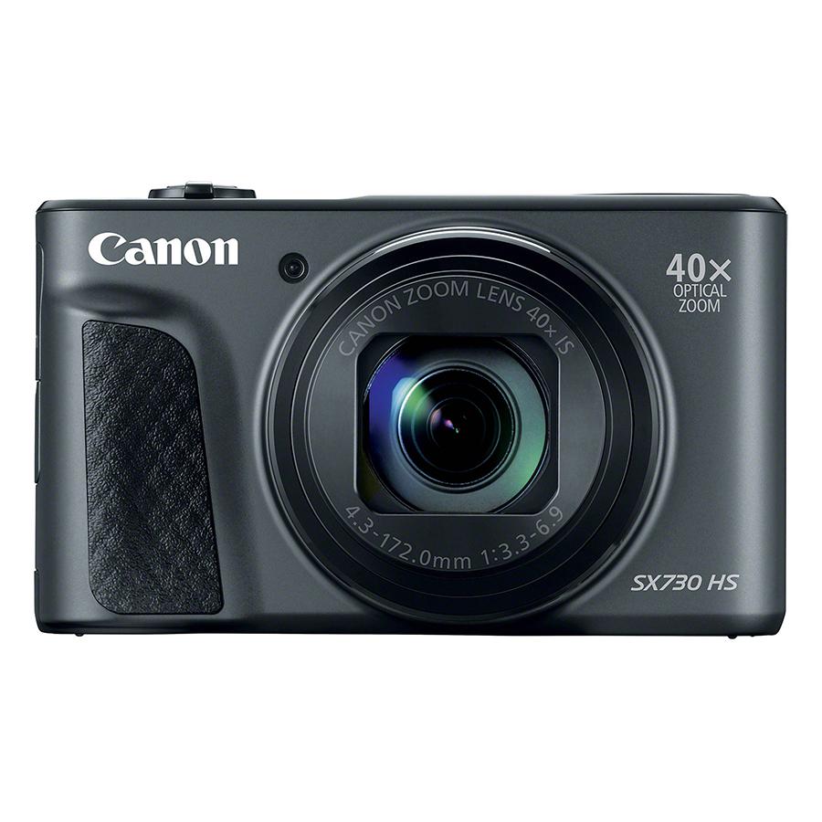 Máy Ảnh Canon SX730 HS (Hàng Nhập Khẩu) - Tặng Thẻ 16GB + Tấm Dán LCD
