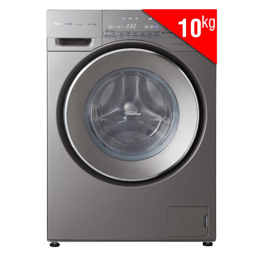 Máy Giặt Cửa Trước Inverter Panasonic NA-120VX6LV2 (10kg)