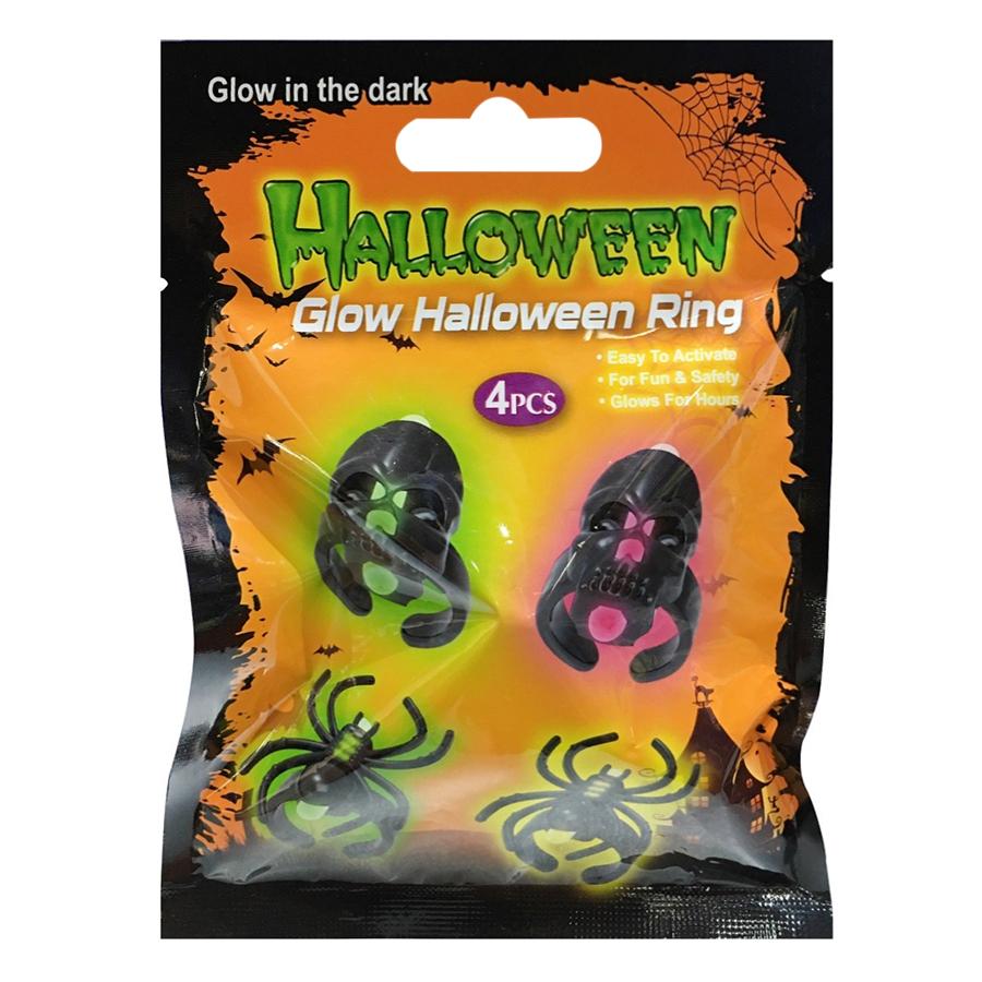Nhẫn Phát Sáng Halloween Uncle Bills Uh00028
