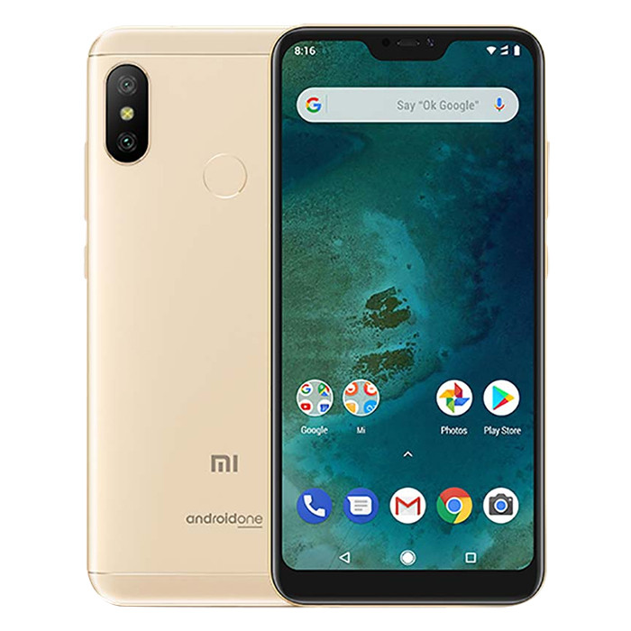Điện Thoại Xiaomi Mi A2 Lite (3/32) - Hàng Chính Hãng
