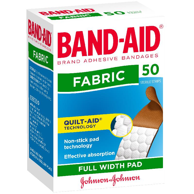 Băng Cá Nhân Johnson  Johnson Band Aid (50 miếng)