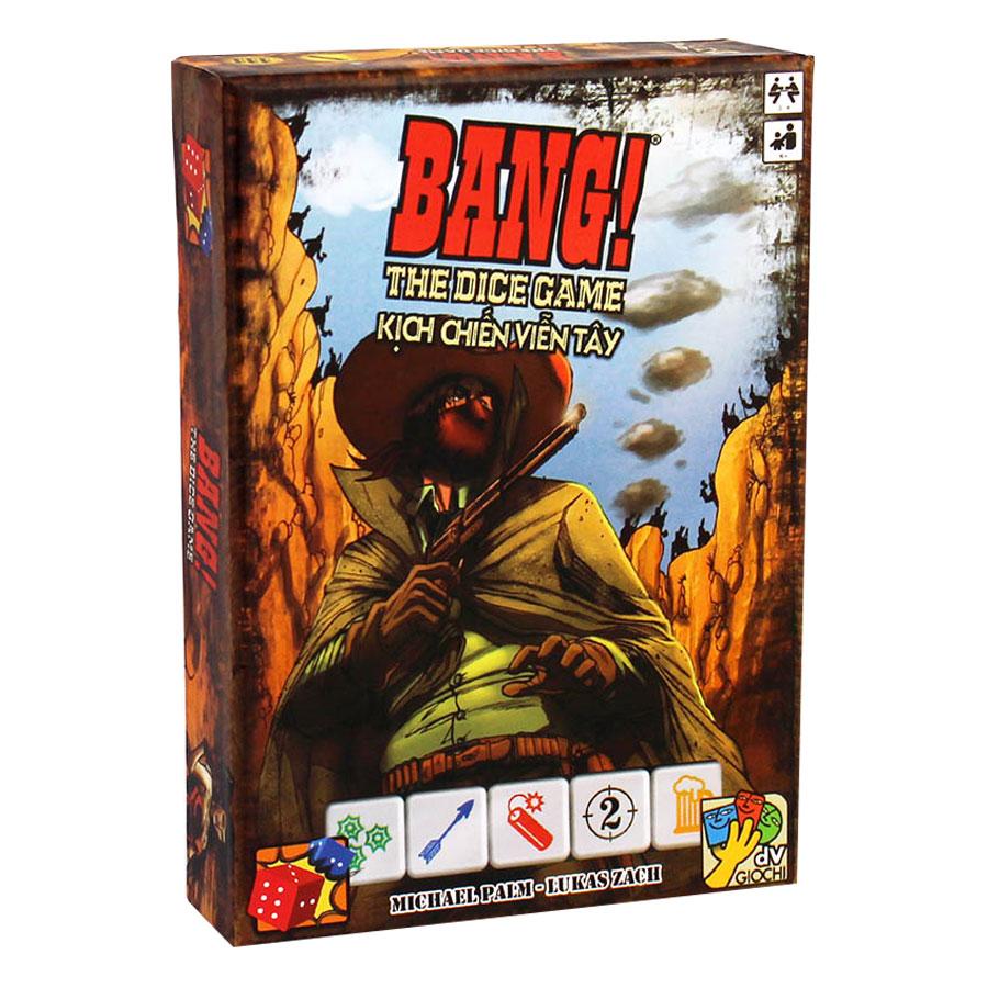 Bang! The Dice Game - Kịch Chiến Viễn Tây