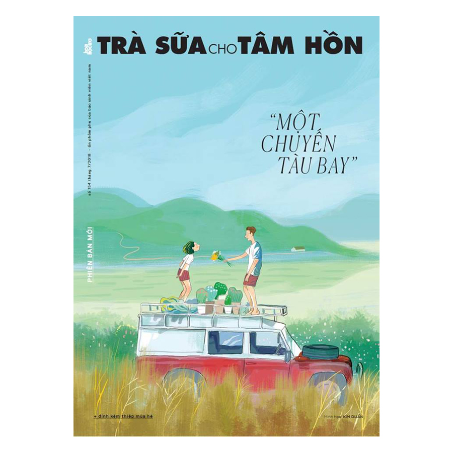 Trà Sữa Cho Tâm Hồn - Tập 154 : Một Chuyến Bay