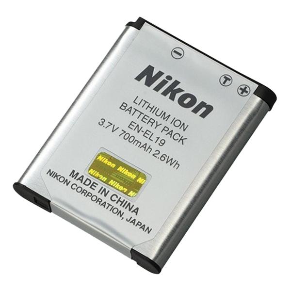 Pin Máy Ảnh Nikon EN-EL19 - Hàng Nhập Khẩu