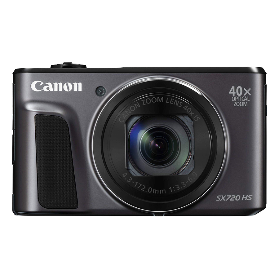 Máy Ảnh Canon SX720 HS (Hàng Nhập Khẩu) - Tặng Thẻ 16GB + Túi Máy + Tấm Dán LCD