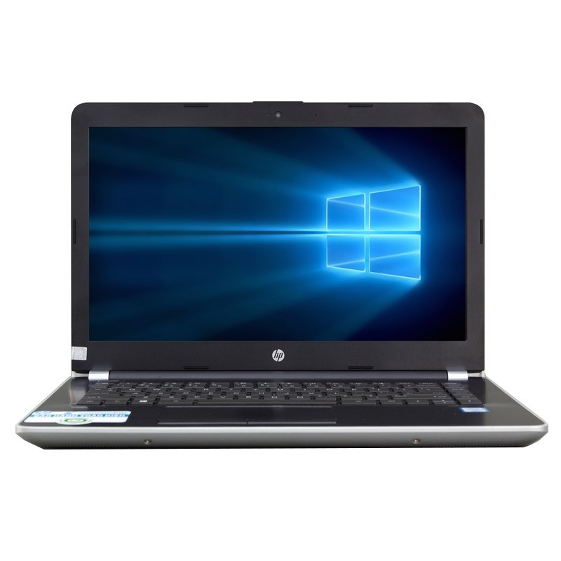 Laptop HP 14-BS562TU (2GE30PA) Intel Core I3-6006U  (14 inch) - (Silver)