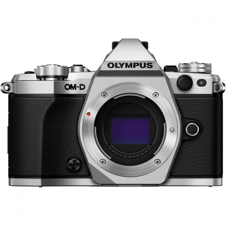Máy ảnh Olympus OMD EM5 Mark II Body_Bạc