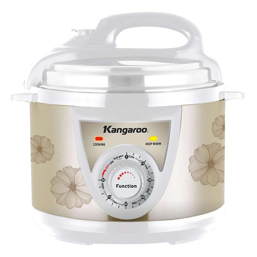 Nồi Áp Suất Cơ Kangaroo KG280M (5L)