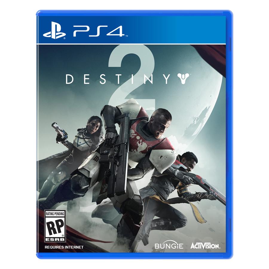Đĩa Game PlayStation PS4 Sony Destiny 2 Hệ US