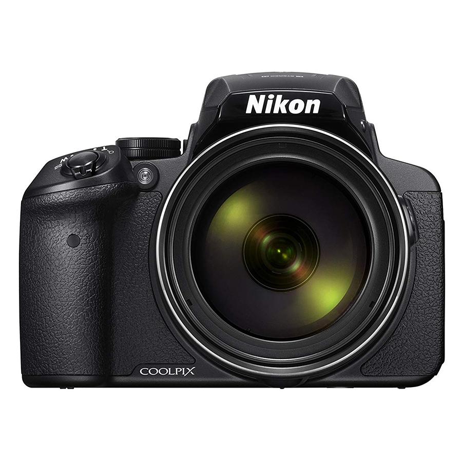 Máy Ảnh Nikon Coolpix P900 16MP Và Zoom Quang 83X (Đen) - Hàng Nhập Khẩu