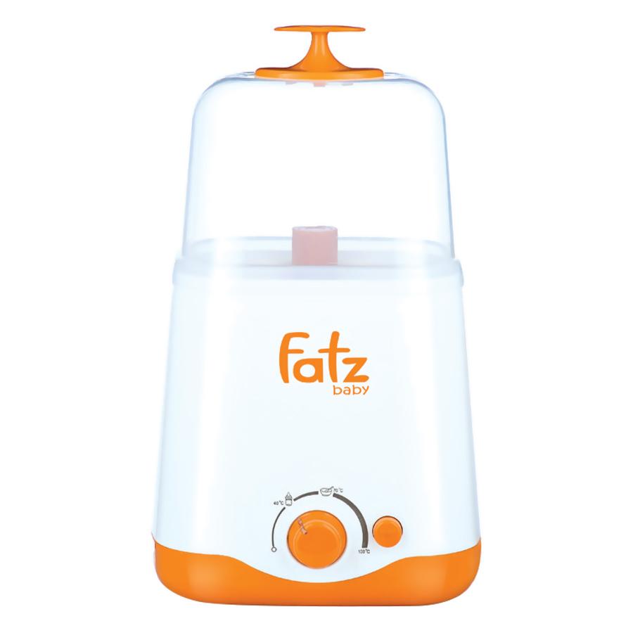 Máy Hâm Sữa Hai Bình Cổ Rộng – Thế Hệ Mới Fatz FB3012SL