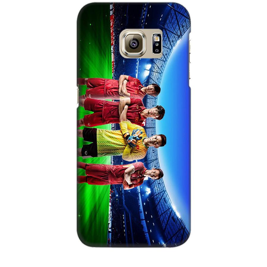 Ốp Lưng Dành Cho Samsung Galaxy S7 Edge AFF Cup Đội Tuyển Việt Nam Mẫu 2