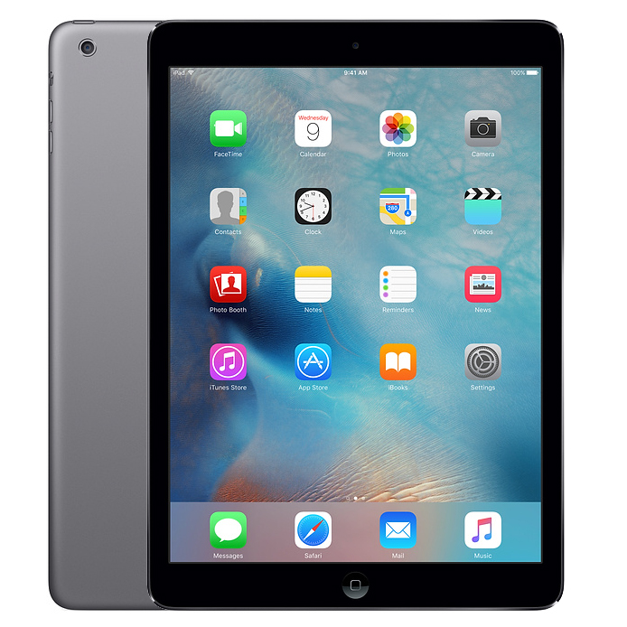 iPad Air Wifi + Cellular 64GB - Hàng Chính Hãng - Xám