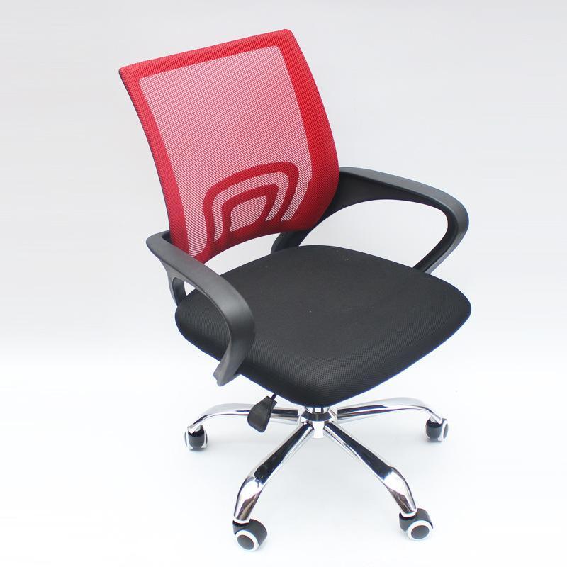 Ghế xoay văn phòng mẫu mới cao cấp Tâm house GX001 Đỏ