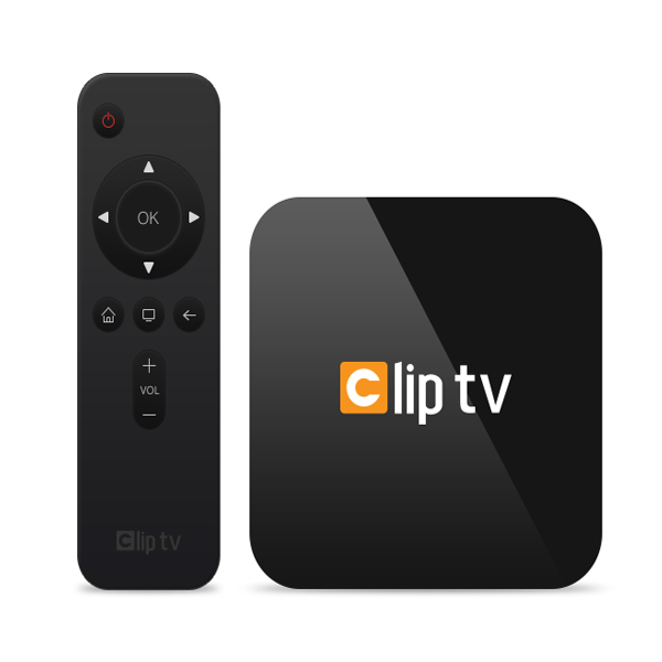Clip TV - Android TV Box