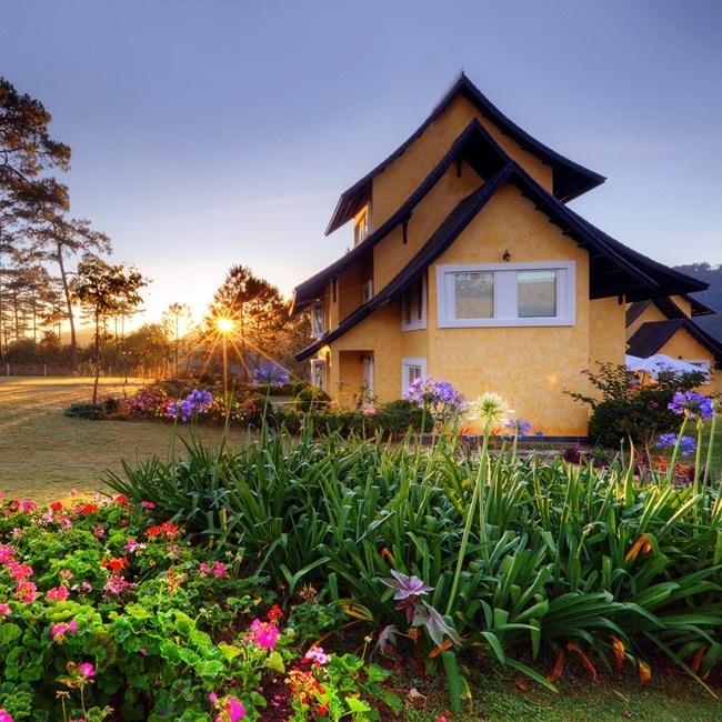 Bình An Village Resort Đà Lạt tiêu chuẩn 5 sao Đà Lạt