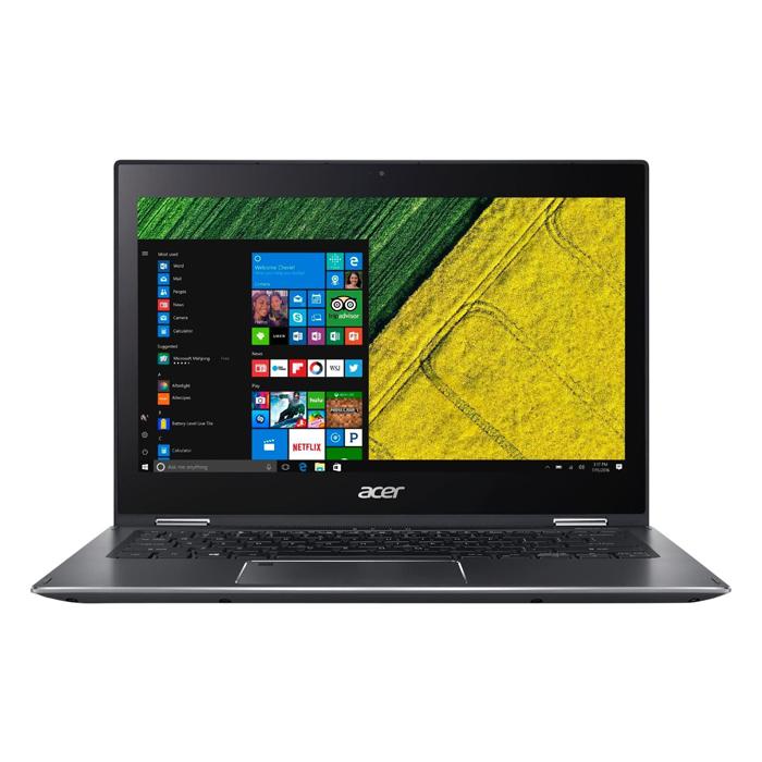 Laptop Acer Spin 5 SP513-52N-53MT NX.GR7SV.001 Core i5-8250U/Win10 (13.3 inch) - Hàng Chính Hãng - Black