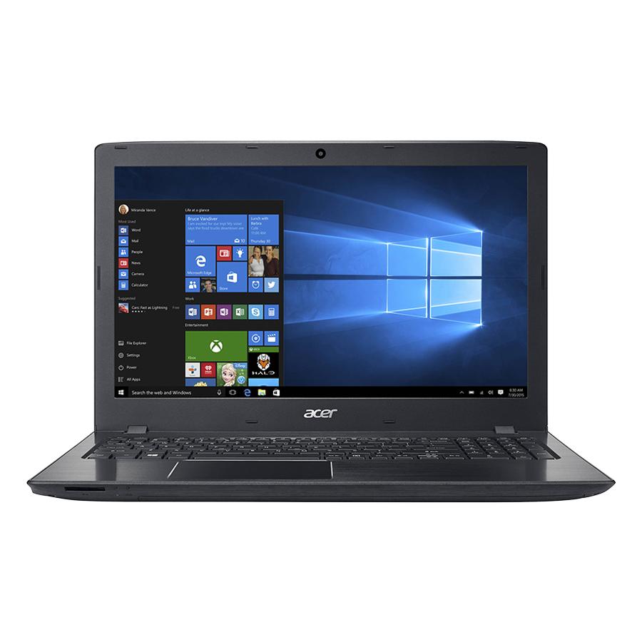 Laptop Acer Aspire E5-576G-54JQ NX.GRQSV.001 Core i5-8250U/Free Dos (15.6 inch) - Steel Gray - Hàng Chính Hãng