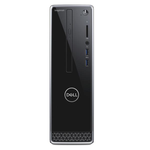 PC Dell Inspiron 3470ST V8X6M1 Core i3-8100/Free Dos (Black) - Hàng Chính Hãng