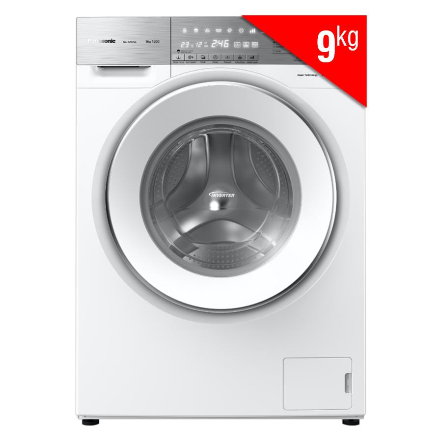 Máy Giặt Cửa Trước Inverter Panasonic NA-129VG6WV2 (9kg)