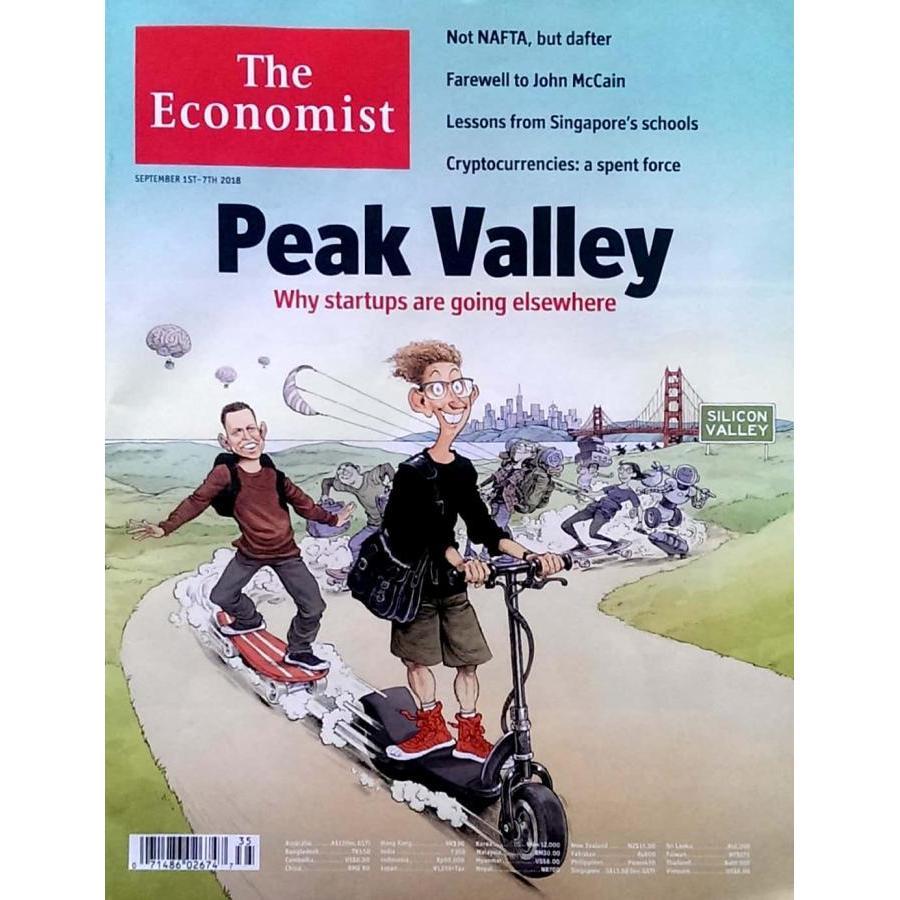 The Economist: Peak Valley - 35