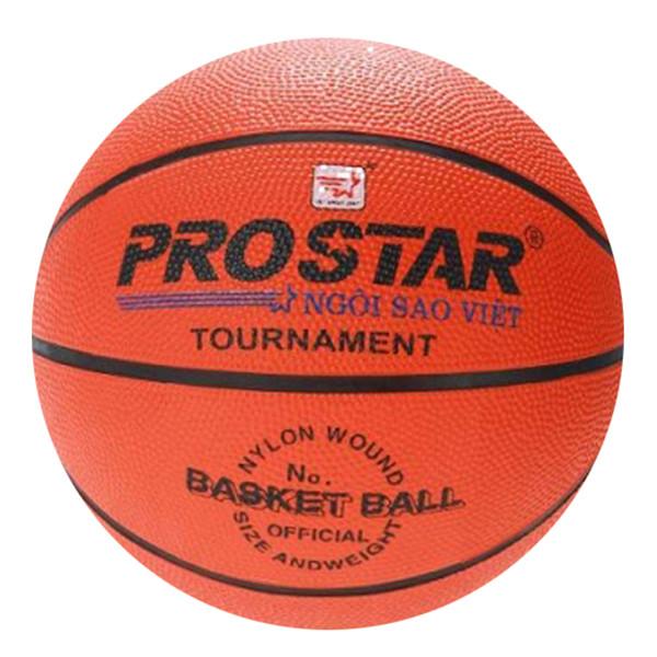 Quả bóng rổ Pro Star số 5 kèm túi và kim