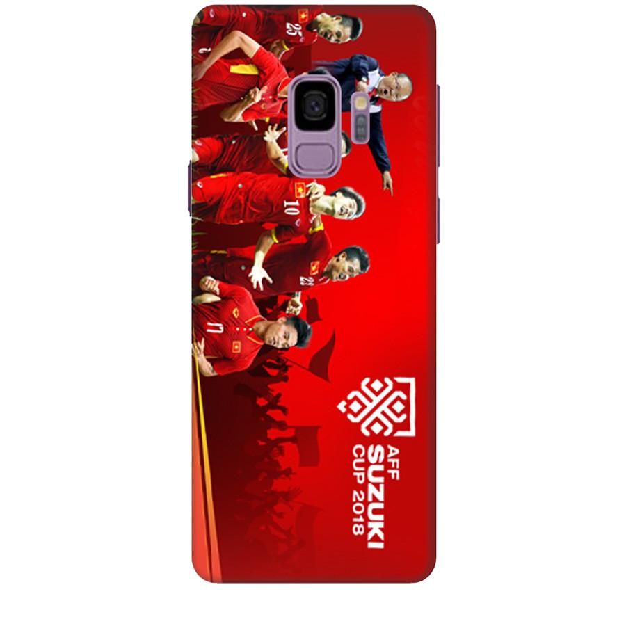 Ốp Lưng Dành Cho Samsung Galaxy S9 AFF Cup Đội Tuyển Việt Nam Mẫu 1
