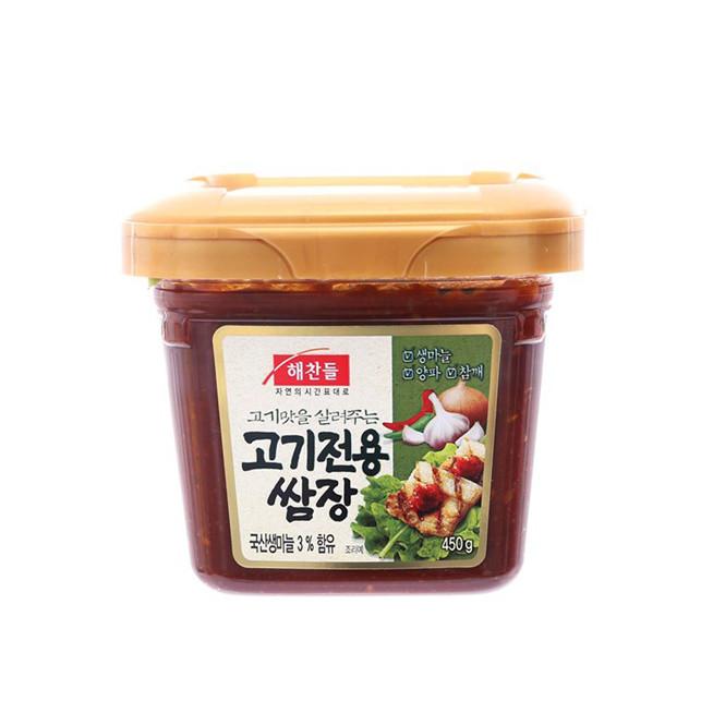 Tương Trộn Hàn Quốc CJ FOODS Nhập Khẩu Loại Chấm Thịt Nướng Đặc Biệt 450Gram