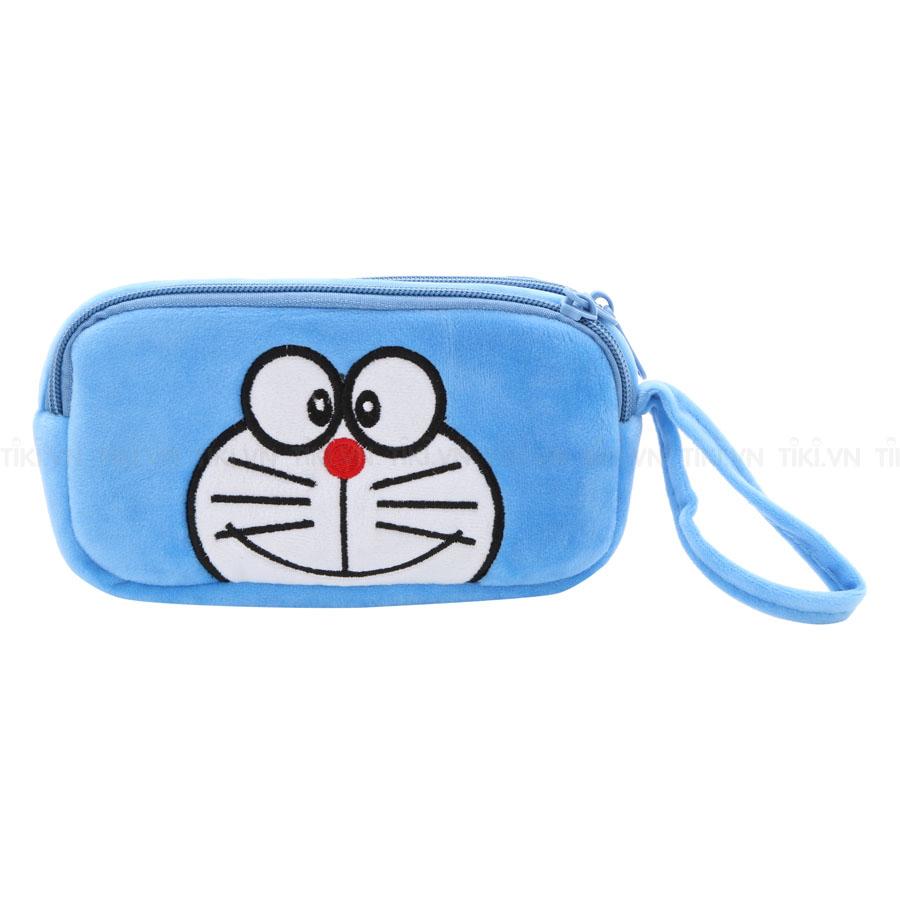 Bóp Viết Vải Bông Thanh Trà 4008-Doraemon