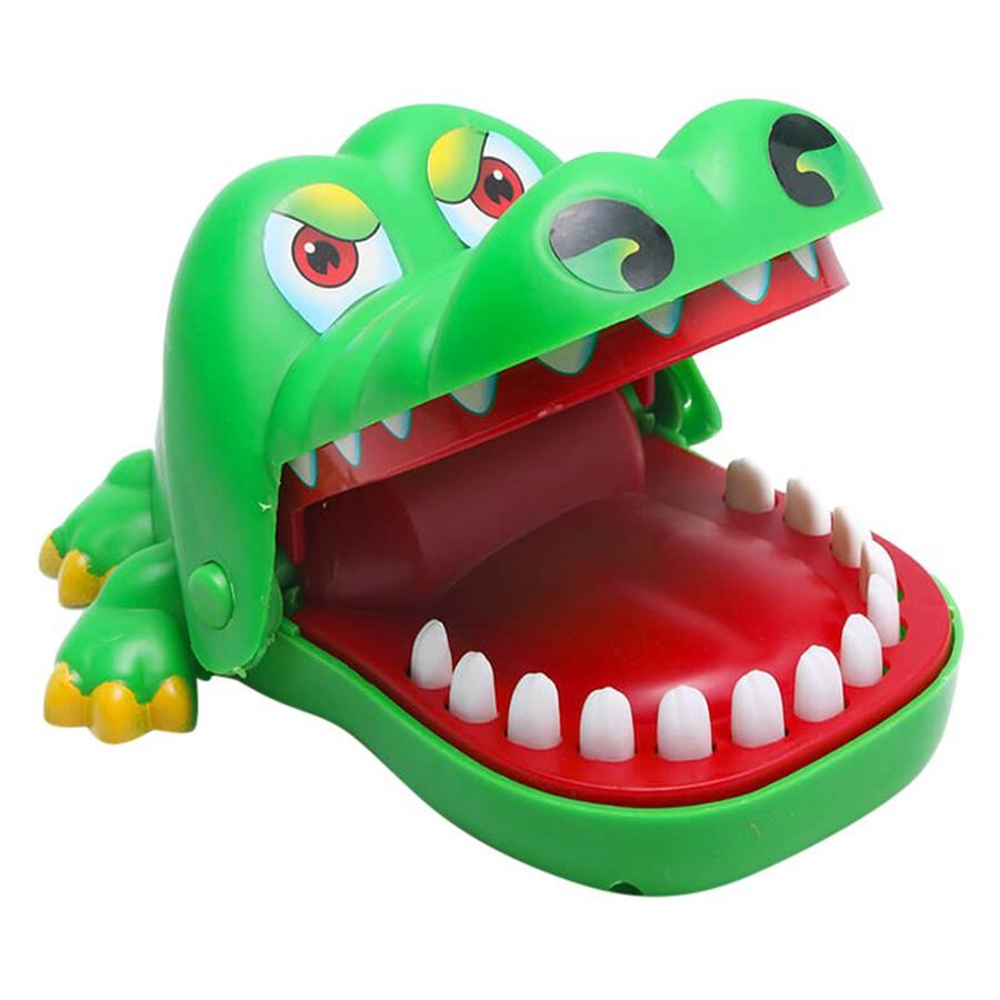 Trò Chơi Khám Răng Cá Sấu - Crocodile Detist