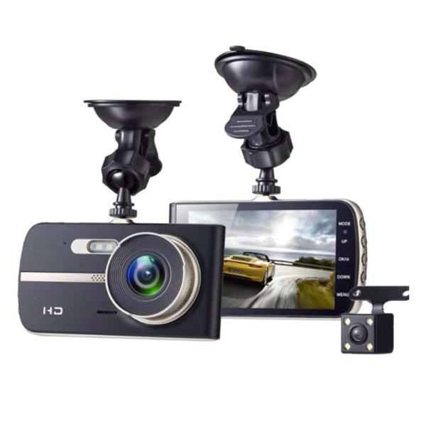 Camera Hành Trình FULL HD 2590 Màn Hình 4.0 Elitek - Hàng Nhập Khẩu