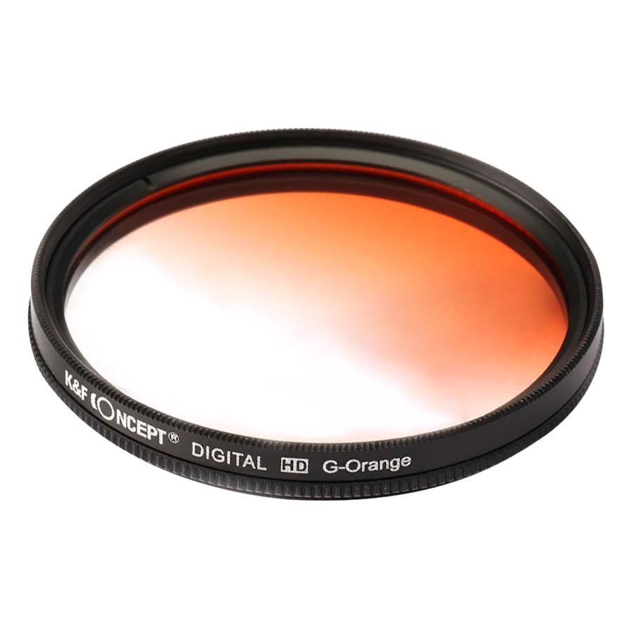 Kính Lọc Concept Filter GND Orange - Japan Optical Glass KF - Hàng Nhập Khẩu