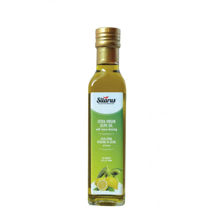 Dầu Olive Nguyên Chất Vị Chanh Silarus