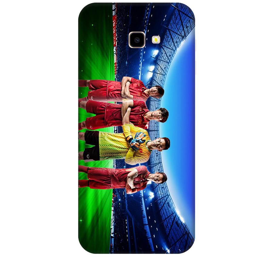 Ốp Lưng Dành Cho Samsung Galaxy J4 Plus AFF Cup Đội Tuyển Việt Nam Mẫu 2