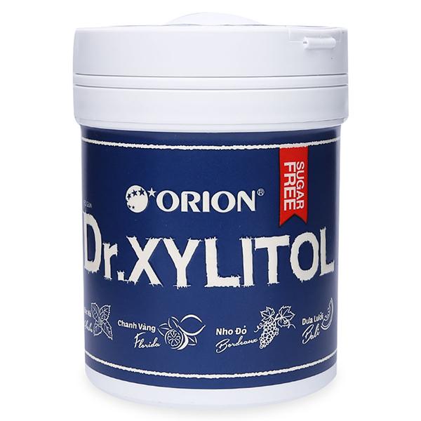 Kẹo Gum Hương Tổng Hợp Dr. Xylitol Orion (109.5g)