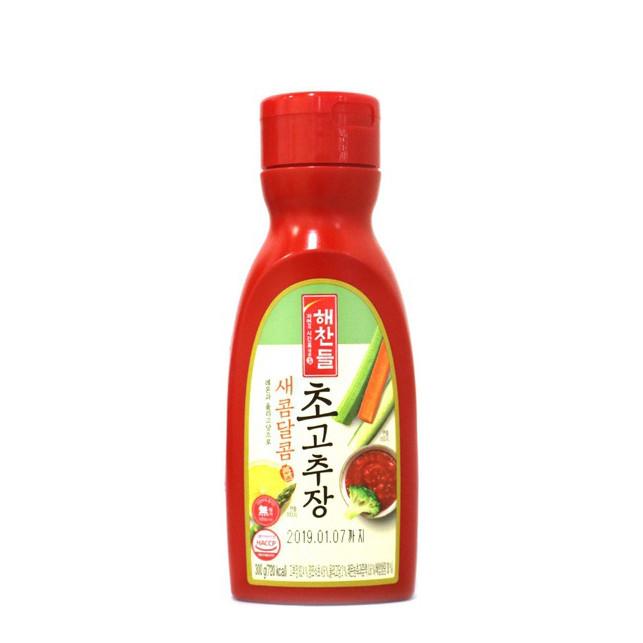 Tương Ớt Chua Ngọt Hàn Quốc Nhập Khẩu CJ Foods - Chai 300G