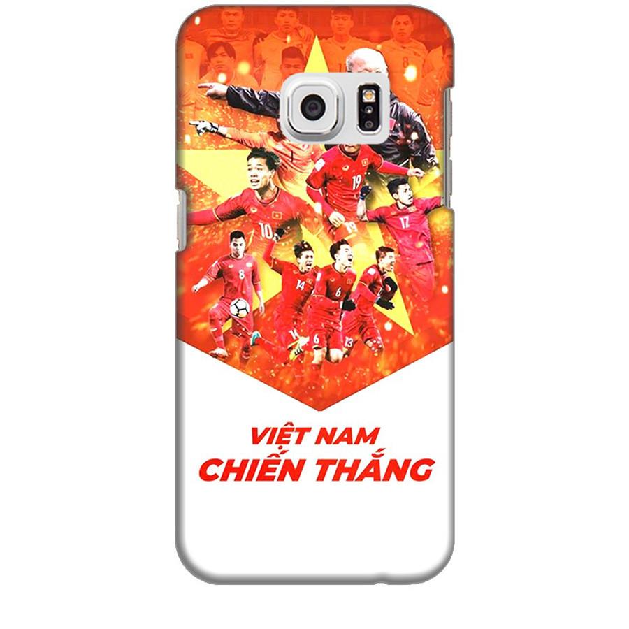 Ốp Lưng Dành Cho Samsung Galaxy S7 AFF Cup Đội Tuyển Việt Nam Mẫu 3