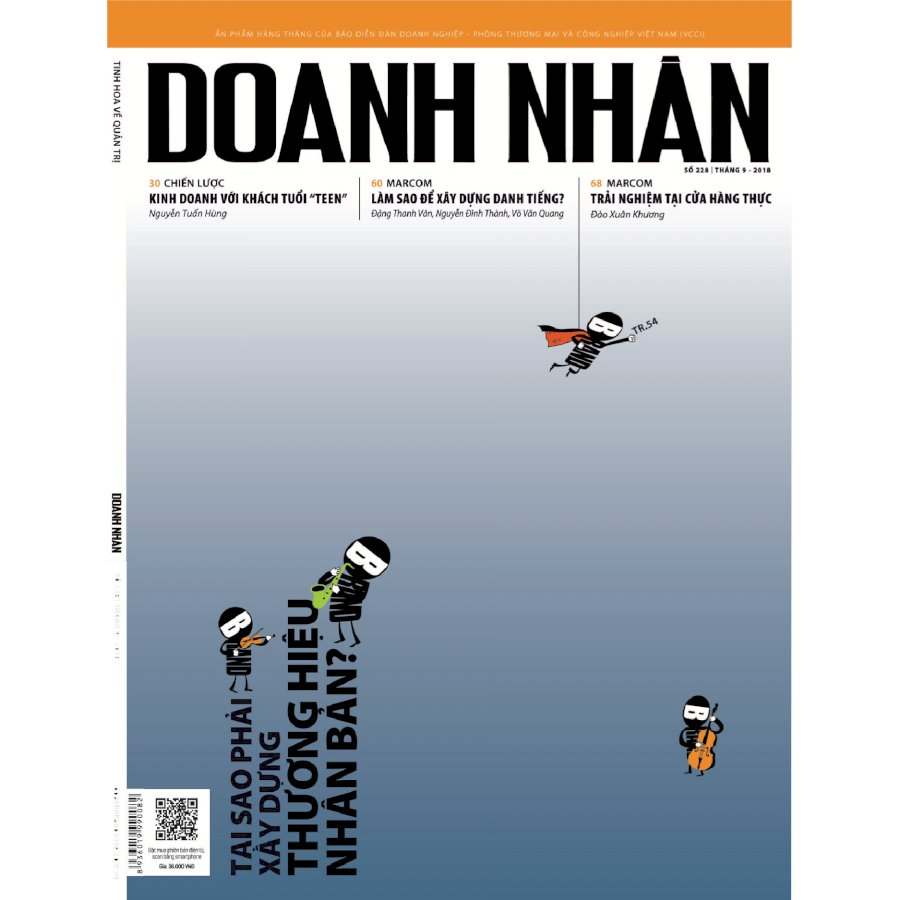 Tạp Chí Doanh Nhân (số 228)