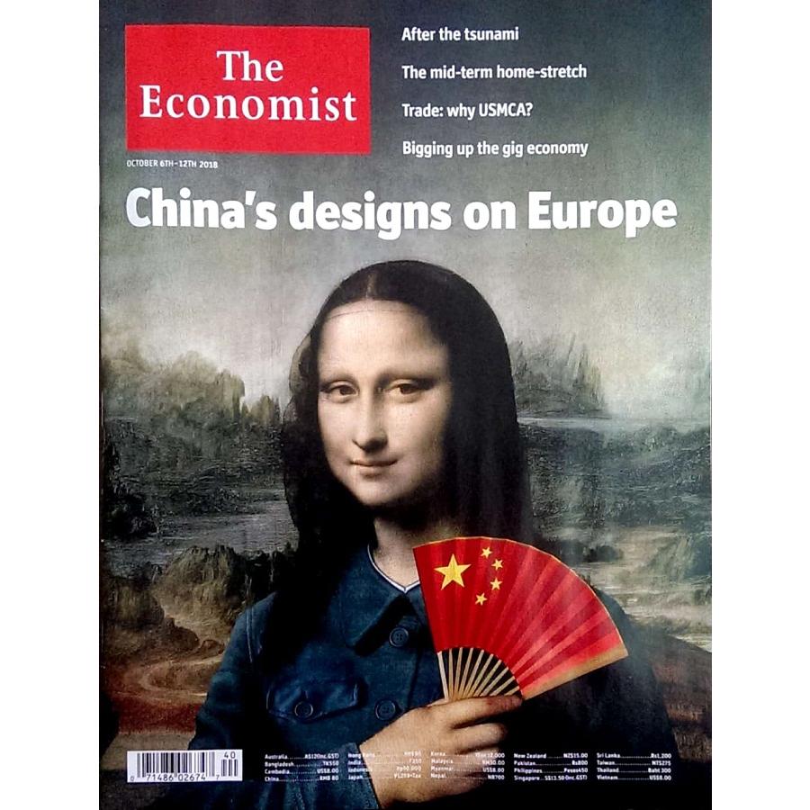 The Economist: China's designs on Europe