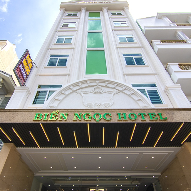 Khách sạn Biển Ngọc tiêu chuẩn 2 * tại Tp. Vũng Tàu